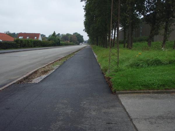 Cykelsti skolevej