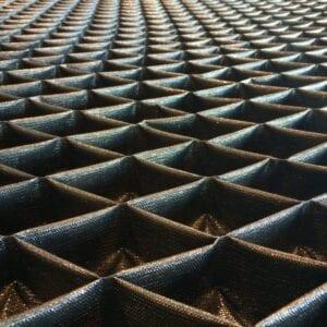 det ideelle permeabel bærelag